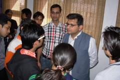 photo with kunal sir